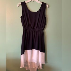 Sweet Storm High Low Dress